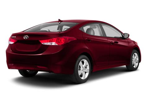 Hyundai Elantra Price 2013 by 2013 Hyundai Elantra Sedan 4d Gls Prices Values Elantra