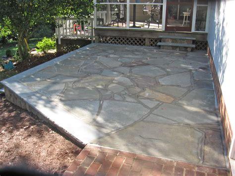 rock of ages masonry llc steps patios