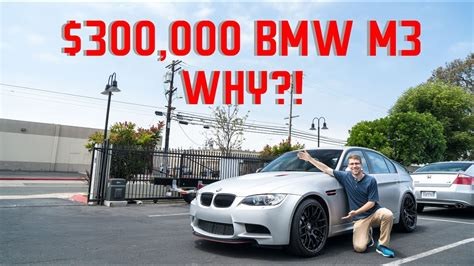 worlds  expensive bmw   youtube