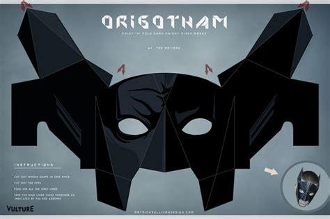 dark knight creases fold   batman bane