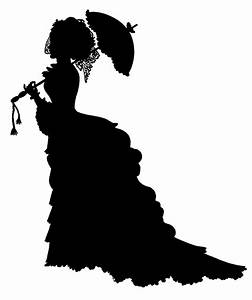 Old Woman Silhouette  ClipArt Best