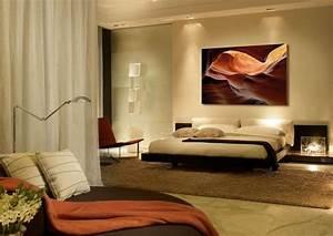 Tableau Deco Chambre : tableau d coratif pour la chambre adulte en 37 photos ~ Teatrodelosmanantiales.com Idées de Décoration