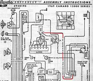 1969 Firebird Wiring Diagram