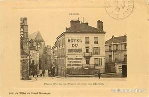 Miroir De Rue : cpa france 77 melun place porte de paris et rue du ~ Melissatoandfro.com Idées de Décoration