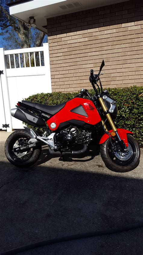 2016 Honda Grom For Sale (new Orleans Area