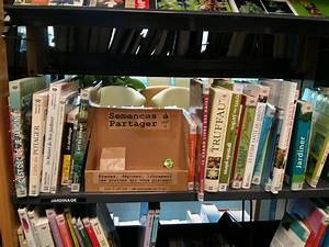 Comment Faire Une Bibliothèque : proposer des grainoth ques en biblioth que pour favoriser le partage des semences libres ~ Dode.kayakingforconservation.com Idées de Décoration