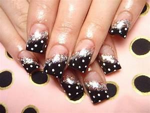 Hot spring nail art ideas makeup tips and fashion
