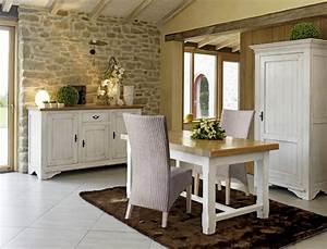photo decoration deco salon salle a manger rustique 9jpg With salle À manger contemporaine avec deco salle a manger rustique