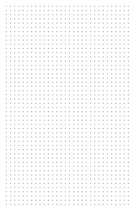 dot paper   dots    ledger sized paper