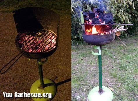 bonbonne de gaz barbecue fabriquer un barbecue avec une bouteille de gaz you barbecue org