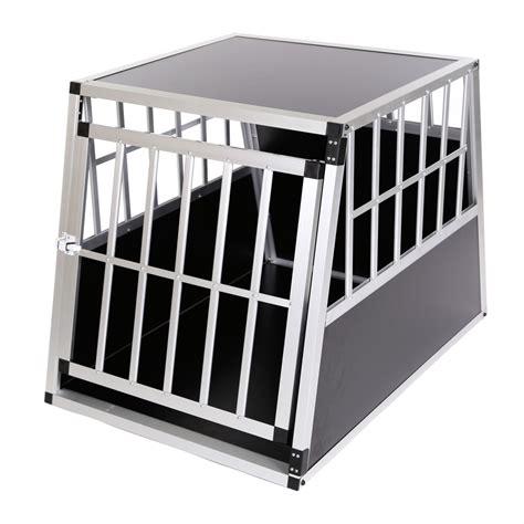 Box Auto Per Cani by Box Auto Per Cani In Alluminio Per Il Trasportino
