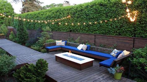 Contemporary Backyard by 30 Modern Landscaping Ideas For Garden And Backyard 5