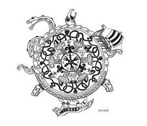 viking designs viking symbol by kejo13 on deviantart