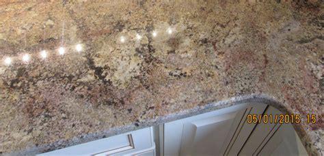 Granite Kitchen Countertop & Island w/ 3/8? Top Radius