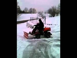 Husqvarna Rider Mit Fangkorb : husqvarna rider mit selbstbau schneeschild youtube ~ Jslefanu.com Haus und Dekorationen
