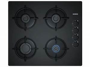 Plaque De Cuisson Gaz Conforama : table de cuisson gaz 4 foyers siemens eo6b6pb10 siemens ~ Melissatoandfro.com Idées de Décoration