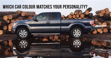 We Know Which Car Colour Matches Your Personality