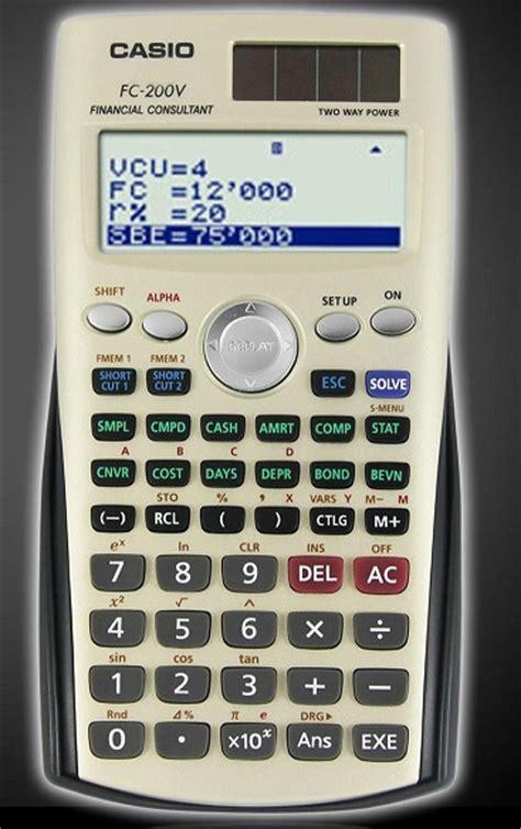 jual casio calculator fc  kalkulator barang loteng