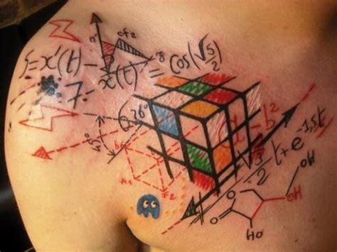 tattoos nerdgirl fashion
