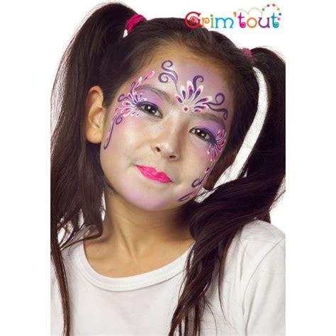 maquillage de sorcière pour fille maquillage sorciere fille