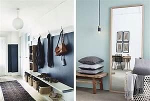 deco peinture pour une entree soigner la decoration de With couleur de peinture pour une entree 4 entree couloir nos renos decos