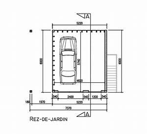 Dimension Garage 1 Voiture : construction d 39 un garage ii manhave s a r l ~ Dailycaller-alerts.com Idées de Décoration