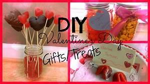 DIY Valentine39s Day TreatsGifts YouTube