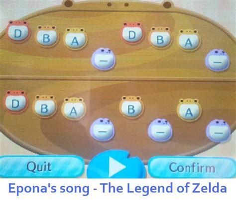 town tune  animal crossing eponas song