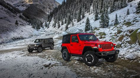 whats  difference   jeep  wrangler jk