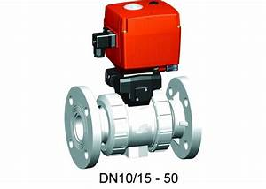 Sygef Standard Ball Valve Type 107 24v With Manual
