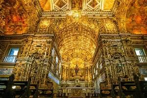 Igreja De S U00e3o Francisco In Salvador Da Bahia  Brasilien