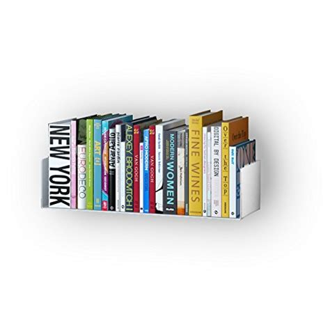 Wall Mountable Bookshelves by Bali U Shape Bookshelves Wall Mountable Metal Cd Dvd