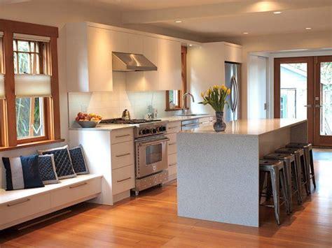 kitchens  window seat designs