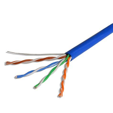 Cat5e Utp Cable 350mhz 24awg Cmr Riser 1000ft Tektel