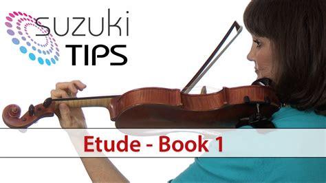 Etude Suzuki by Etude Suzuki Violin Book 1 Learning Tips