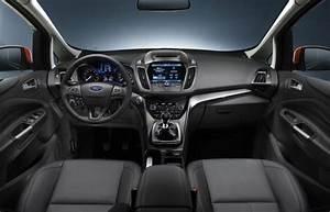 Les Nouveaux Ford C-max Et Grand C-max