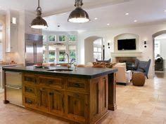 lighting for small kitchen walnut island with soapstone white perimeter cabinets 7043