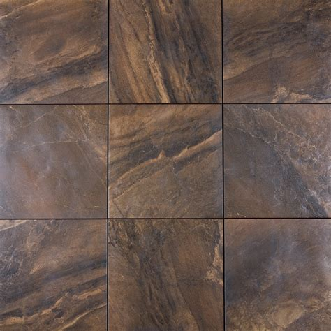 copper ceramic tile torino porcelain tiles medieval series exotic copper 24 quot x24 quot