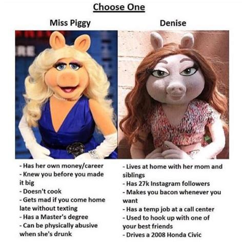 Ms Piggy Meme - 25 best ideas about miss piggy meme on pinterest frog meme funny kermit memes and miss piggy