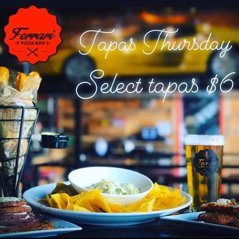 Our menu is focused on pizzas, with many toppings available, as well as appetizers, burgers, wraps, sandwiches and salads. Ferrari Pizza Bar - Home - Rochester, New York - Menu ...
