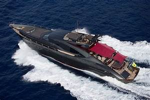 A HOLIDAY ON THE 35 METRE ASCARI BOAT THIS IS HOW RONALDO