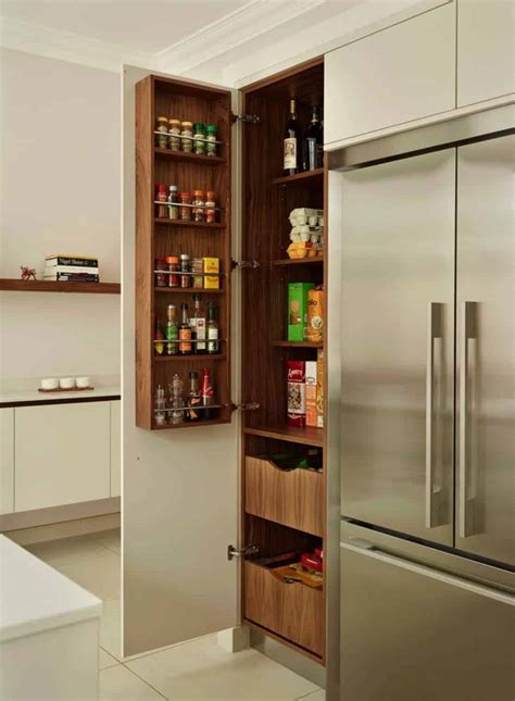 Kitchen Pantry Rack by 35 Clever Ideas To Help Organize Your Kitchen Pantry