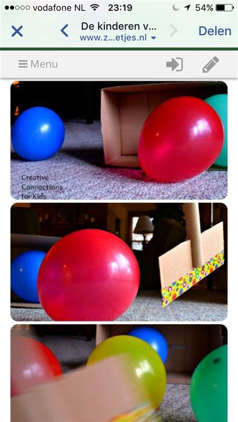 Pin by Lil'Toon James on Indoor fun Balloon games for