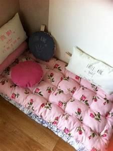 Tapis De Sol Pour Bébé : surmatelas japonais futon tapis de jeux ou de sieste ~ Melissatoandfro.com Idées de Décoration