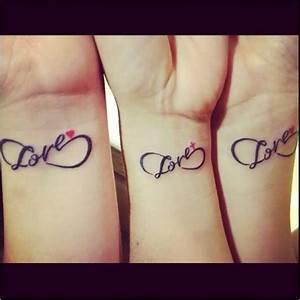 Infinity Love Tattoo Ideas and Infinity Love Tattoo ...