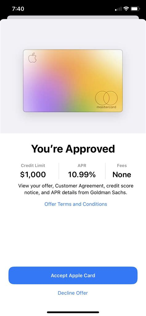 What credit scores do you need for amex credit cards? Does Apple Card gives low limit? : AppleCard