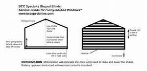 Pentagon Blinds