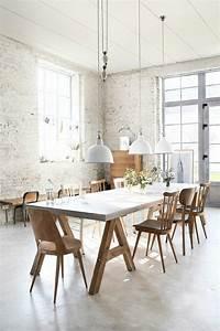 Voici la salle a manger contemporaine en 62 photos for Salle À manger contemporaine avec jolie salle a manger