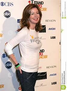 Dana Delany editorial stock image. Image of cancer, 2008 ...