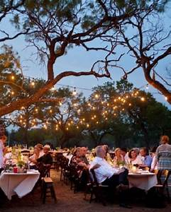 How lighting can affect your wedding for Outdoor wedding reception lighting